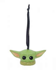 Star Wars The Mandalorian Grogu Baby Yoda Ornament