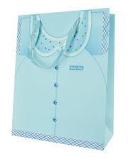 Baby Boy Geschenktasche blau