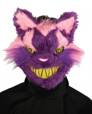 Bad Kitty Plush Mask