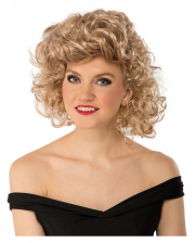Grease Bad Sandy wig blond