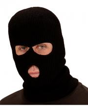 Black Balaclava Mask As Balaclava