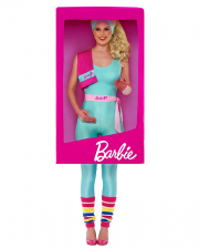 Barbie 3D Packaging Adult Costume