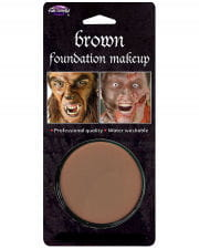 Halloween Base Makeup Brown