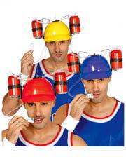 Bauarbeiter Helm für Getränke