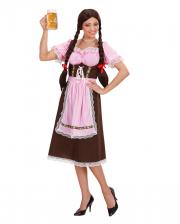 Bayrisches Dirndl Kostüm