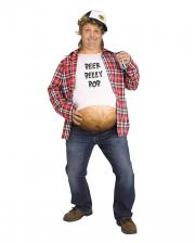 Beer Belly Bob Kostüm für Herren