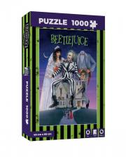 Beetlejuice Puzzle 1000 Pieces
