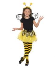 Bienen Kinder Kostümzubehör Set