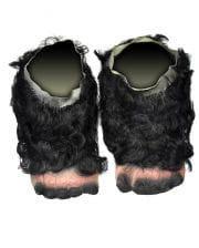Bigfoot Füße schwarz