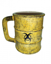 Biohazard Toxic Waste Cup