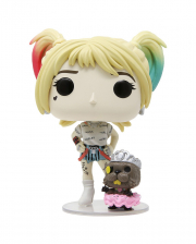 Birds Of Prey Harley And Beaver Funko POP! Character