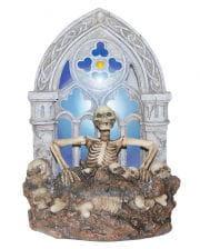 Skeleton Crypt Light With LED