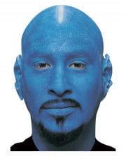 Glatzenfolie Blue