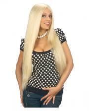 Blonde Long Hair Wig Daniela
