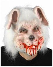 Bloody Bunny Horror-Maske