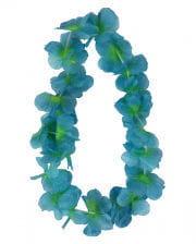 Blumenkette türkis-grün