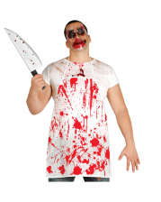 Bloody Apron As Costume Accessory
