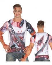 Bloody Cyborg T-Shirt