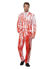 Bloody Suit With Tie