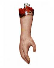 Blutiger Arm mit Knochenstumpf Premium