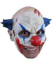 Blutiger Clown Maske