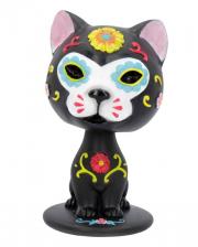 Bob De Los Muertos Bobblehead Cat