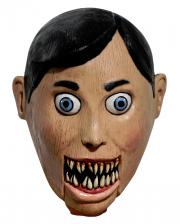 Evil Ventriloquist Doll Mask