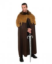 Mittelalter Krieger Umhang