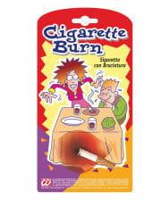 Brennende Zigarette Scherzartikel