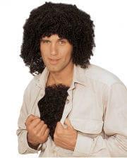 Chest Hair Toupet Black
