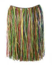 Colorful Hawaiian skirt to bind