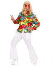 Colorful Flower Power Shirt