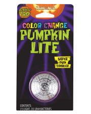Pumpkin Light Colour Changing