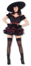 Burlesque Vaudeville Dancer Costume. ML