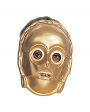 C-3PO droids half mask