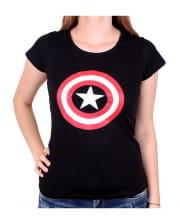 Captain America Women's T-Shirt The Shield
