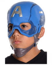 Captain America Kindermaske