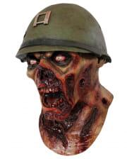Captain Lester Zombie Maske