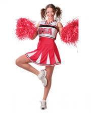 USA Cheerleader Kostüm