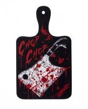 Chop Chop Cutting Board & Serving Tray