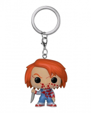 Chucky Bloody Schlüsselanhänger Pocket POP LIMITED