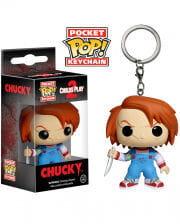 Chucky Keychain Pocket POP