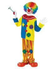 Pfiffikus The Clown Child Costume