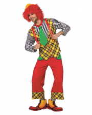 Clown Oleg Men Costume