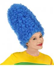 Comic Wig Margin