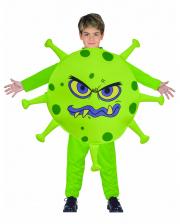 Corona Virus Kids Costume