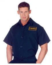 Coroner Gerichtsmediziner Hemd XL