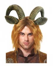 Cosplay Capricorn Horns Hairband