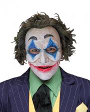 Crazy Jack Clown Vollkopfmaske