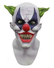 Creepy Horror Clown Maske